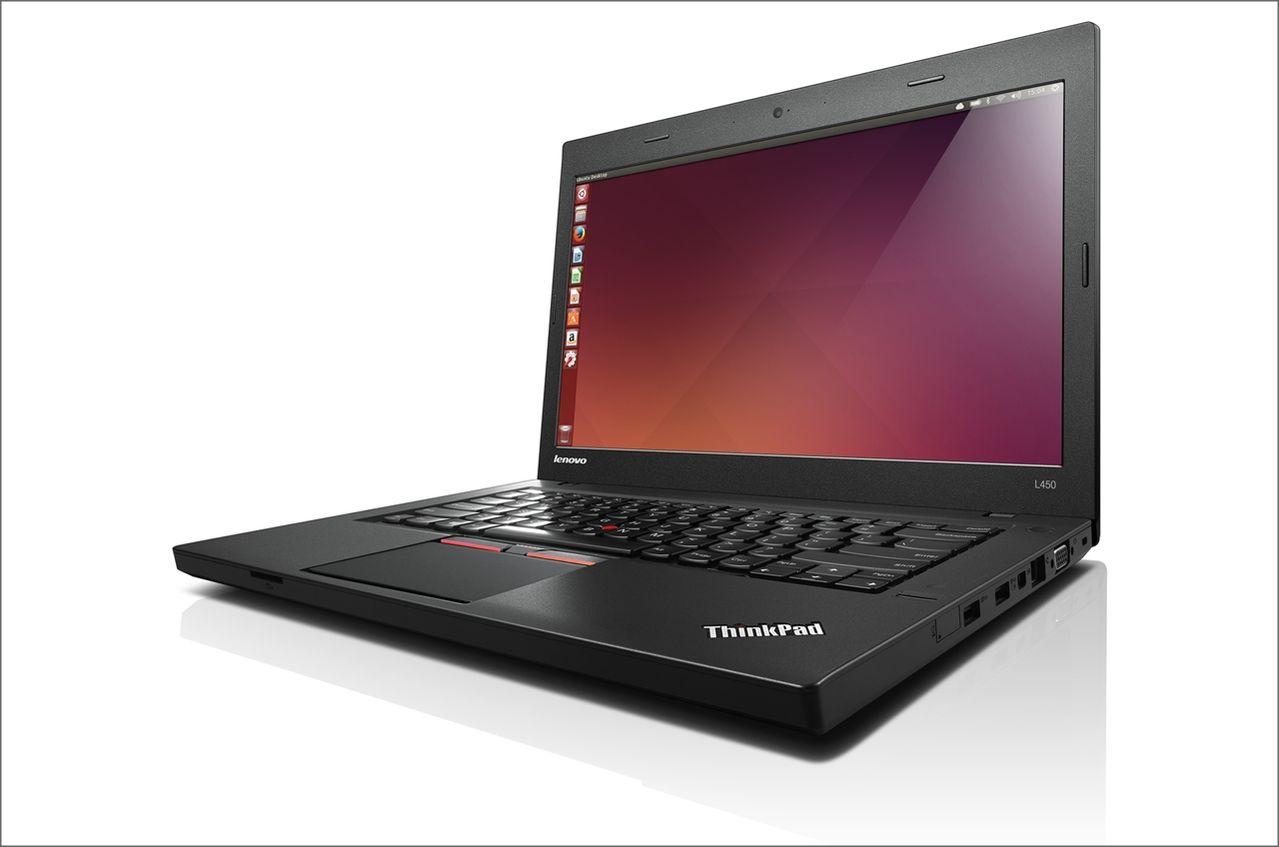 Lenovo Thinkpad L450 con Ubuntu