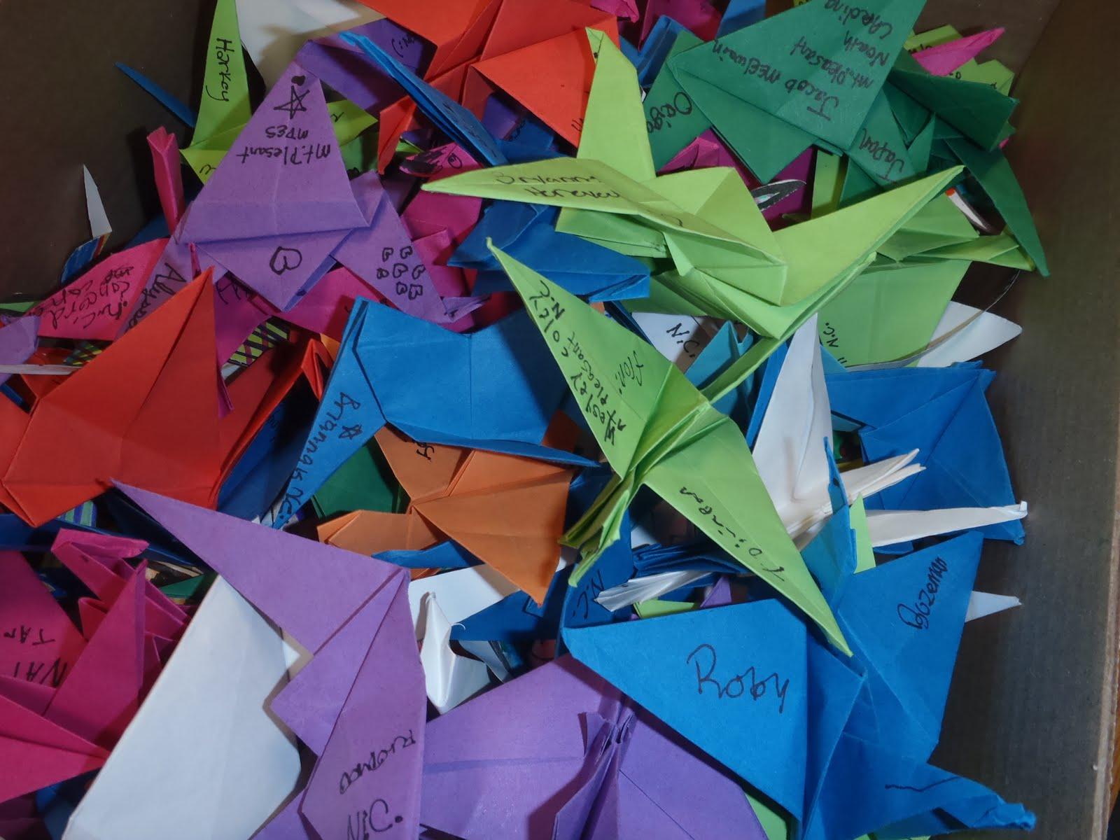 Японские оригами поделки из бумаги 41
