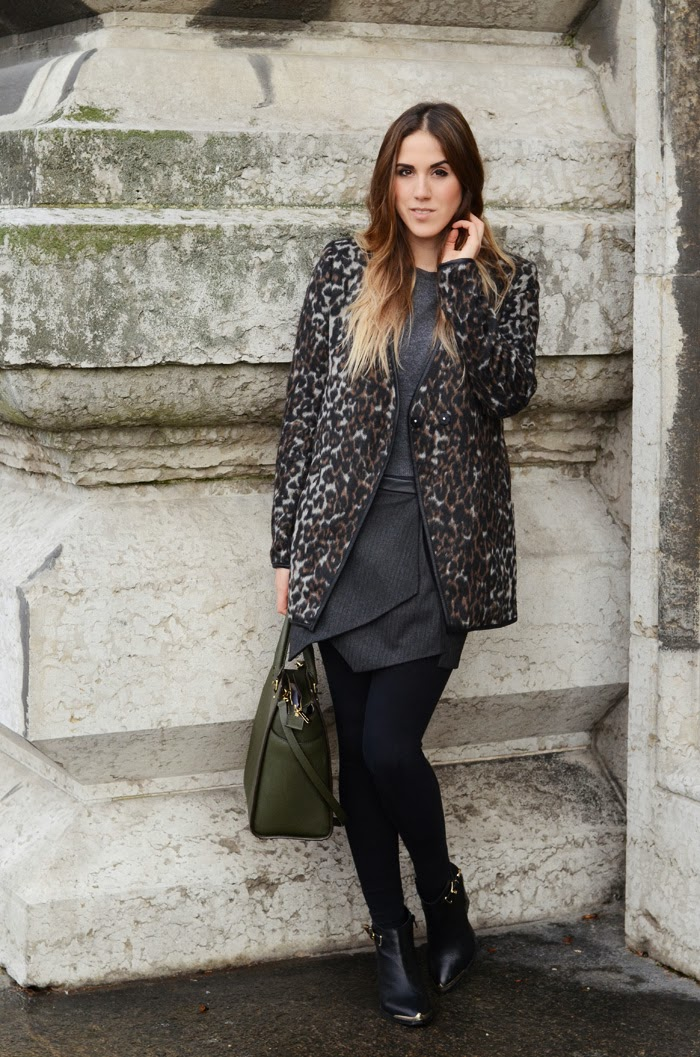 Alison Liaudat Bangbangblond  Swiss Fashion blogger outfit blog mode suisse