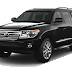 Spesifikasi dan Harga Toyota Land Cruiser 200