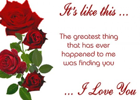 Love You Quotes For Him - love quotes wallpapers