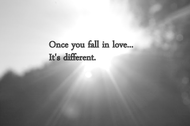 black and white cute love quote text