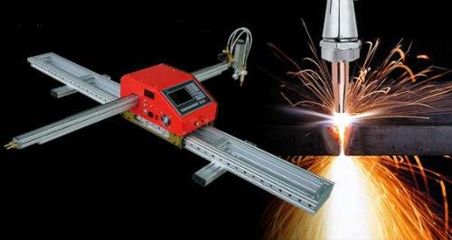 Working Principle Plasma CNC OxyFuel/Flame Cutting Machines
