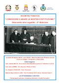 Conoscere e Amare la nostra Costituzione - Educando alla Legalità 2013