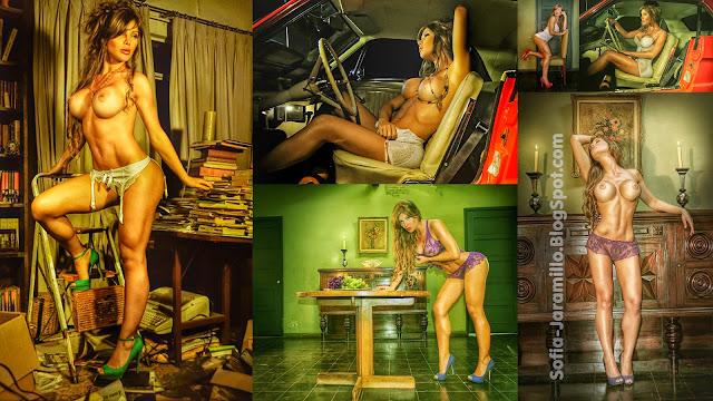 Sofia Jaramillo Desnuda