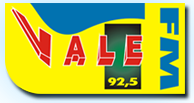 ouvir a Rádio Vale FM 92,5 ao vivo e online  Rubiataba