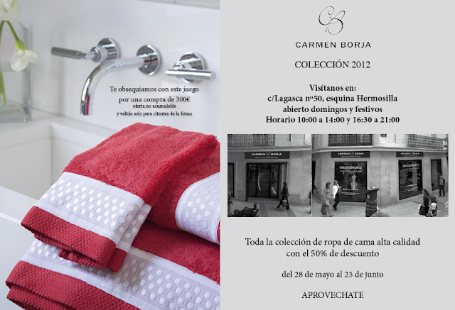 Venta exclusiva de ropa de cama de alta calidad con descuento (sábanas y toallas bordadas a mano….)