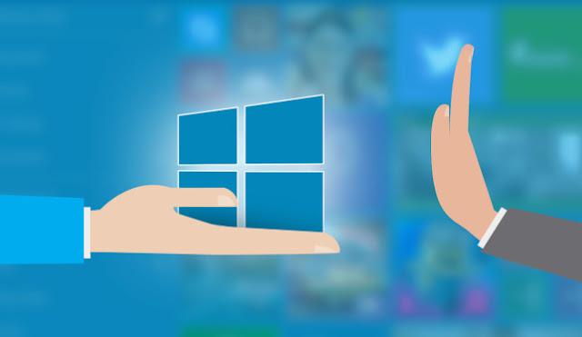 Come annullare aggiornamento Windows 10