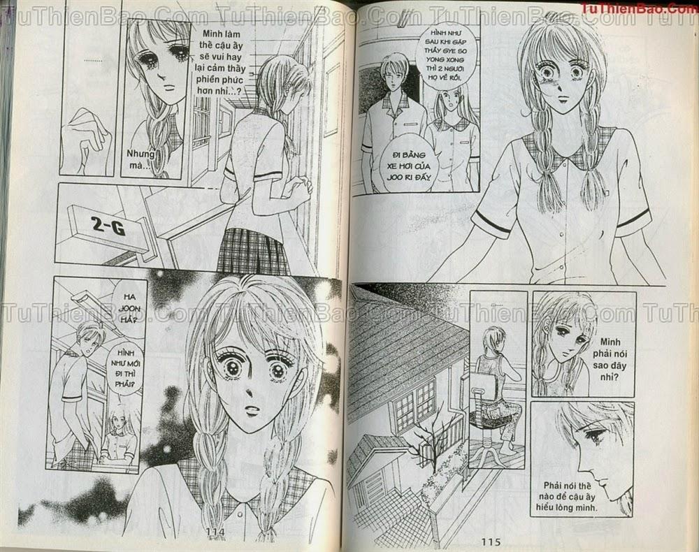 Nữ sinh chap 4 - Trang 58
