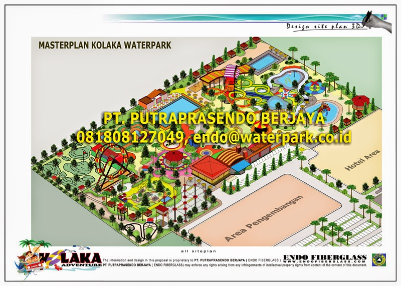 Masterplan Waterpark