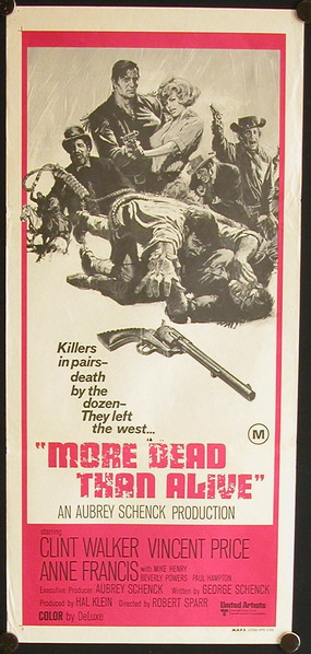 more dead than alive 1969