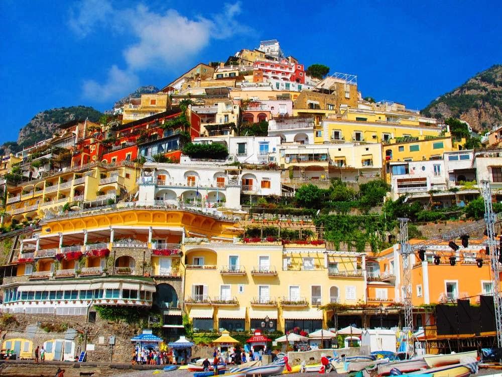 My greatest world destination positano almalfi coast italy for Italia amalfi
