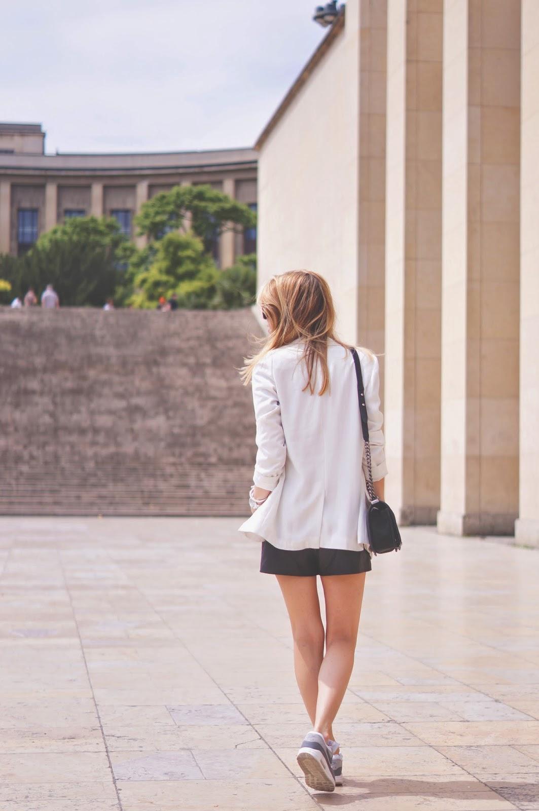 streetstyle, fashion blogger, nike, chanel, isabel marant, paris