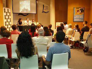 Presentación Casa del Libro Gran Vía Madrid