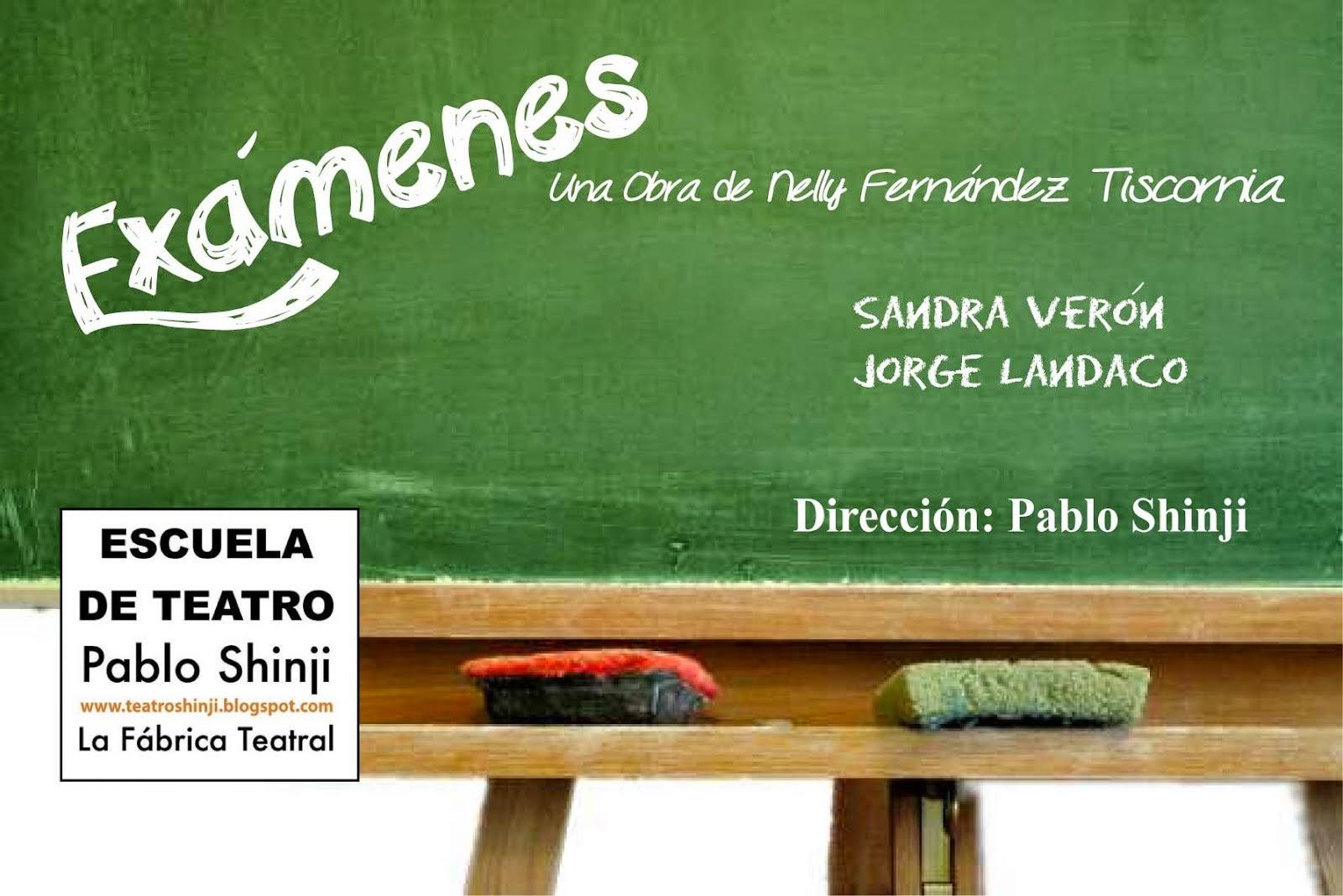 """EXAMENES"" de Nelly Fernandez Tiscornia"