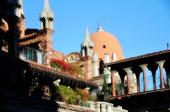 Mission Inn by Lady by Choice