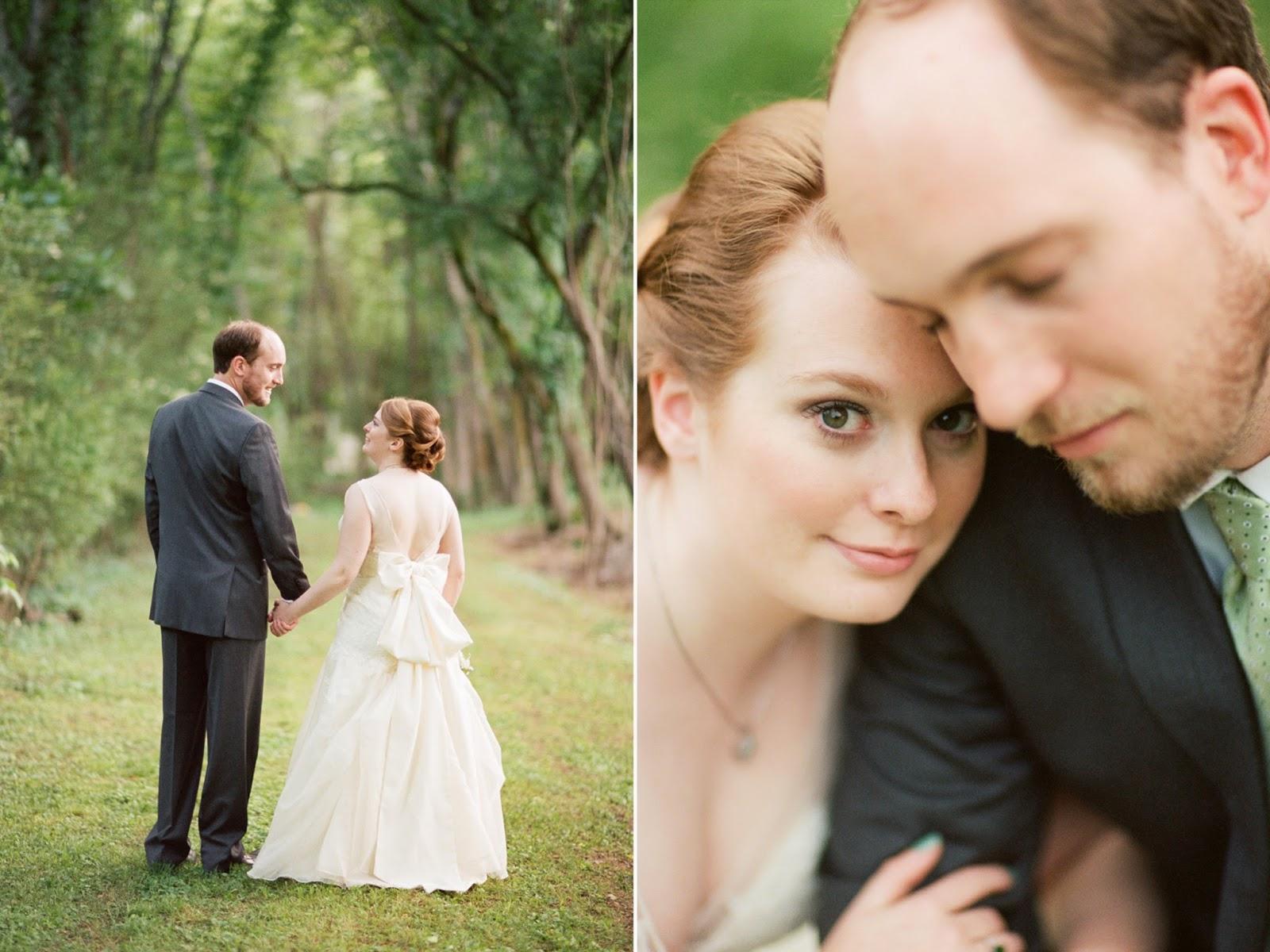 Wedding Portrait Mooresville 1818 Farms