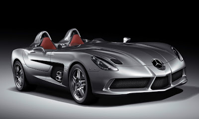 Mercedes SLR McLaren Popular In Uk United Kingdom