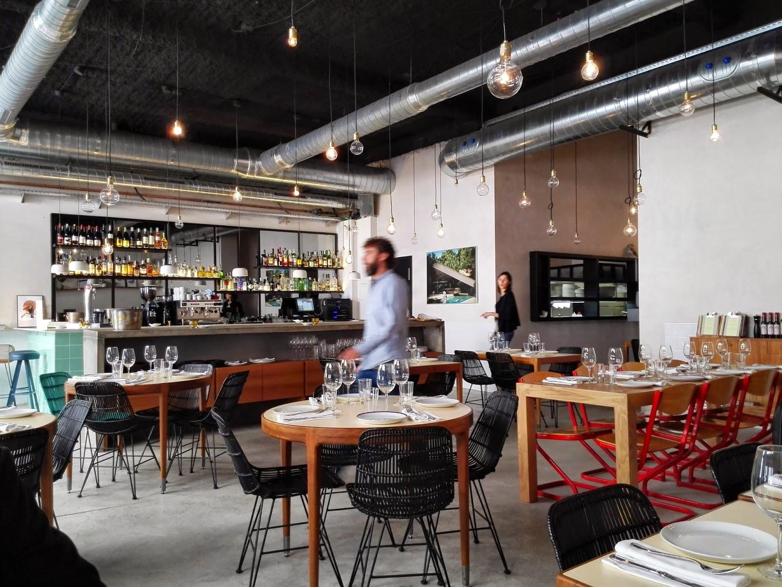 La cocina de los valientes restaurante lando barcelona for La cocina de los valientes