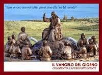 VANGELO DEL GIORNO