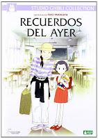Recuerdos del Ayer (1991) (Omohide poro poro / Only Yesterday)
