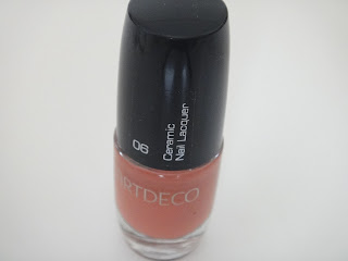 Art Deco, Art Deco Orange Tawny, Orange Nail Polish, Art Deco Nail Polish