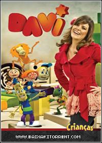 Baixar DVD Davi - Crianças Diante do Trono Nacional - DVDRip AVI + RMVB