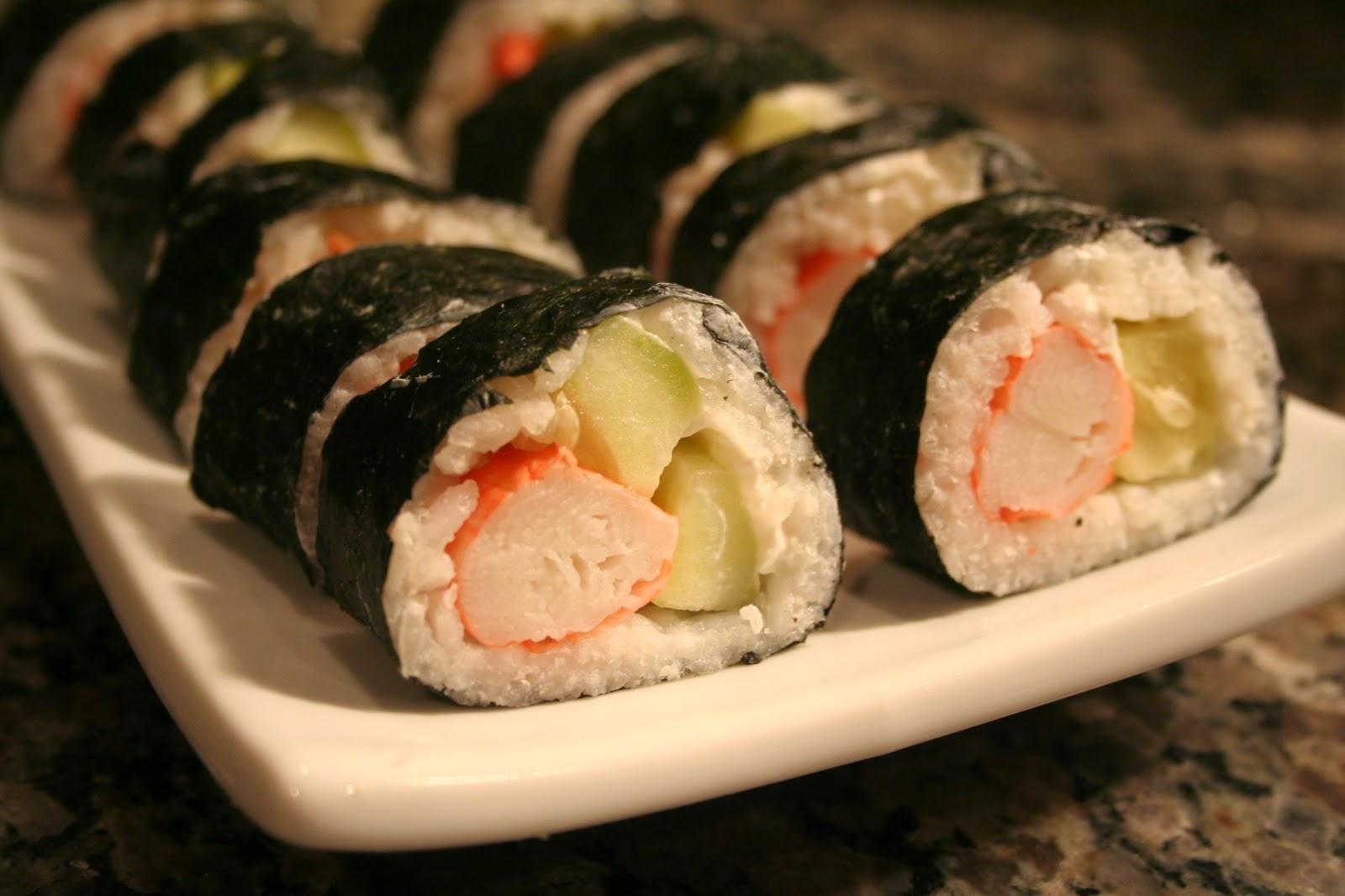 bekal anak sekolah,resep sushi sosis,Bahan Sushi Sosis,CaraMembuat Sushi Sosis