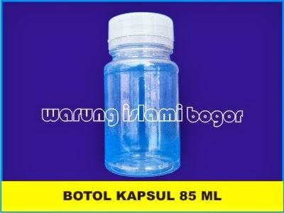 Jual Botol Kapsul isi 80 BKB