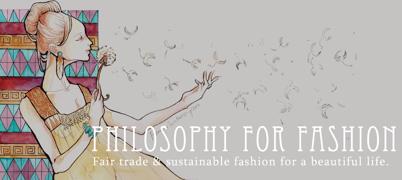 PHILOSOPHY FOR FASHION