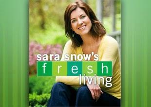 Sara+Snow, Fresh+Living