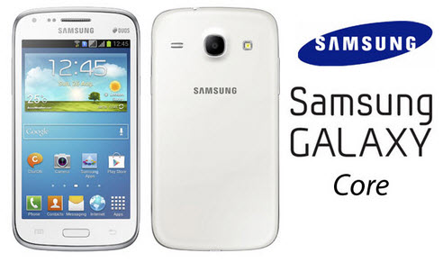 Samsung Galaxy Core Dual GSM On