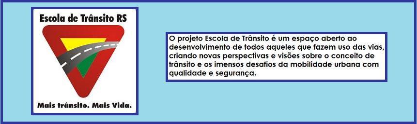 ESCOLA DE TRÂNSITO RS