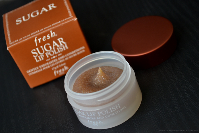 Fresh Sugar Lip Polish Scrub Exfoliator - Review
