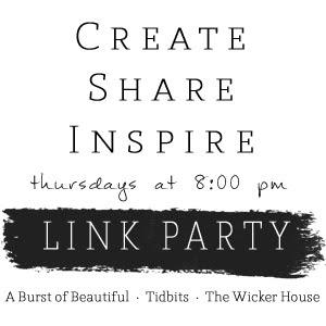 Create • Share • Inspire