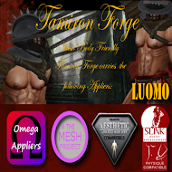 Silver Sponsor - Tamiron Forge