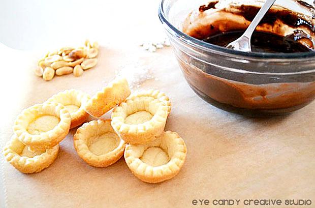 recipe for simple tarts, chocolate ganache tart recipe, holiday baking
