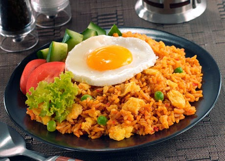 Indonesian Fried Rice Recipe