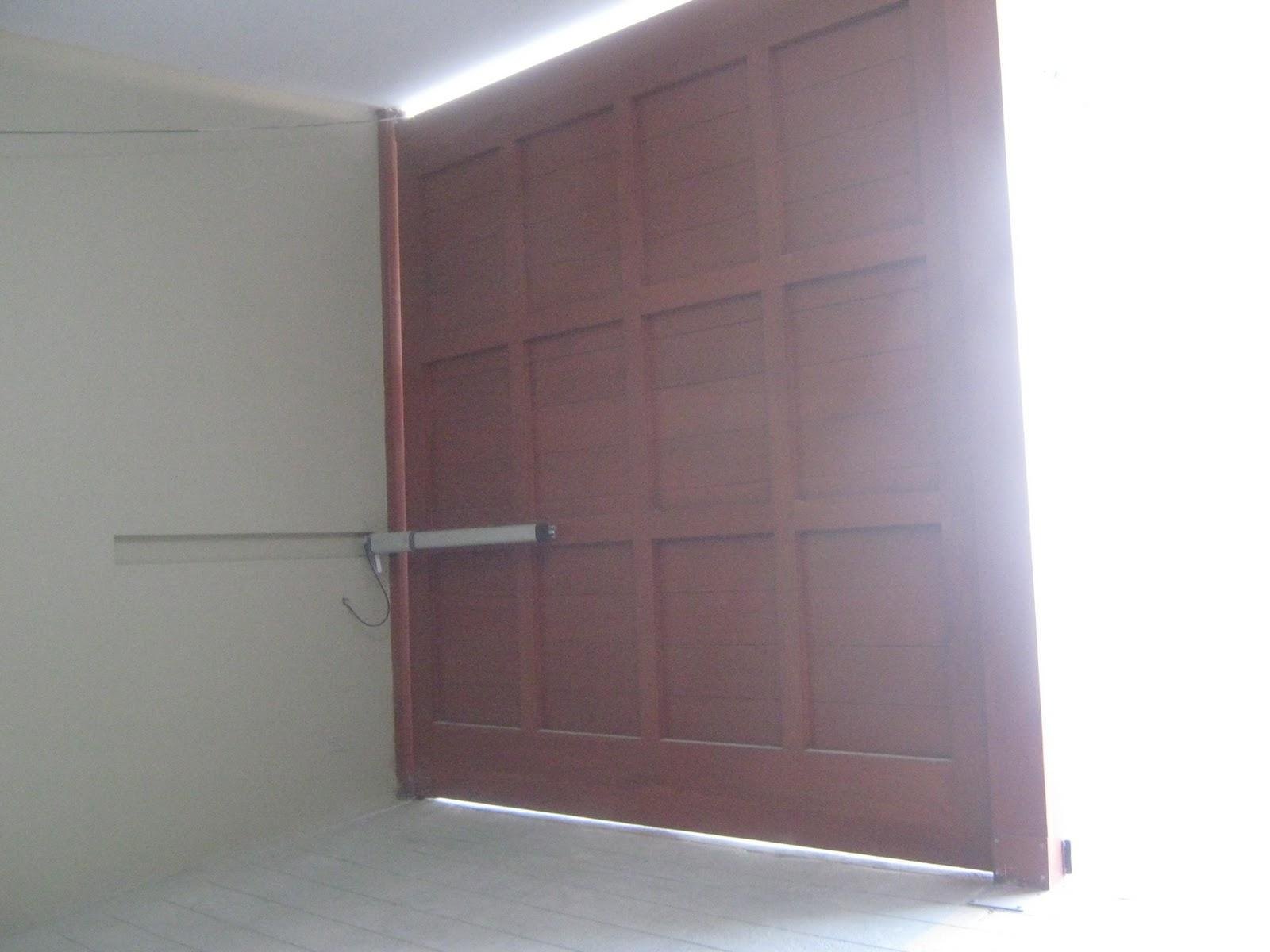 Puertas automaticas y sistemas de seguridad puertas for Brazos puertas automaticas