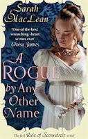 https://www.goodreads.com/book/show/13056784-a-rogue-by-any-other-name
