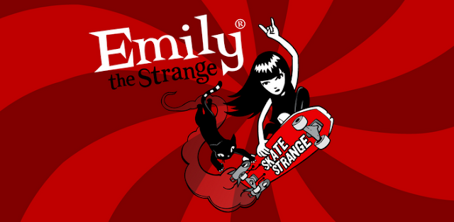 Download Emily - Skate Strange v1.0.2 Android Apk Full