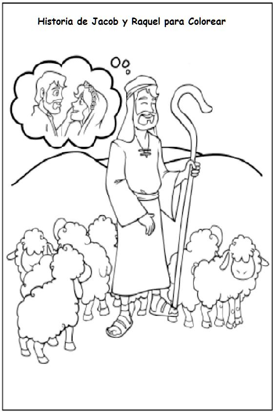 Lección 12: Jacob y Raquel | Historias Biblicas Para Niños