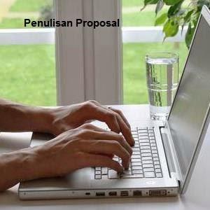 Jenis proposal dan point penulisannya