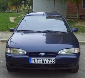 Vand Ford Mondeo Breck