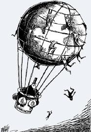 Lógica presentada como implacable, globalización