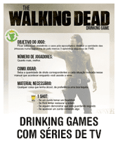 Drinking games com séries de TV