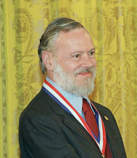 Dennis Ritchie creator of C and Unix passed away