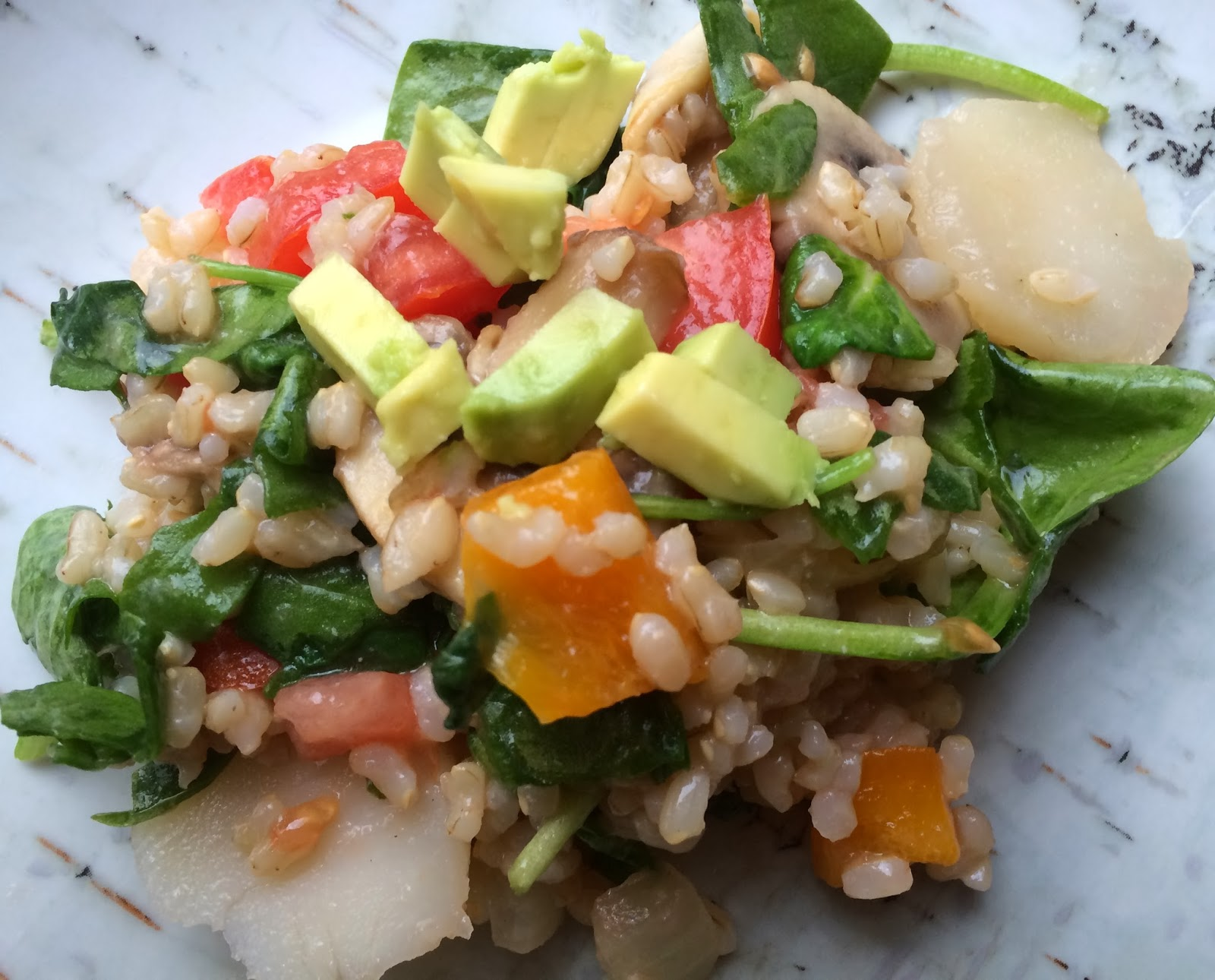 Clean Eating Brown Rice Bowls