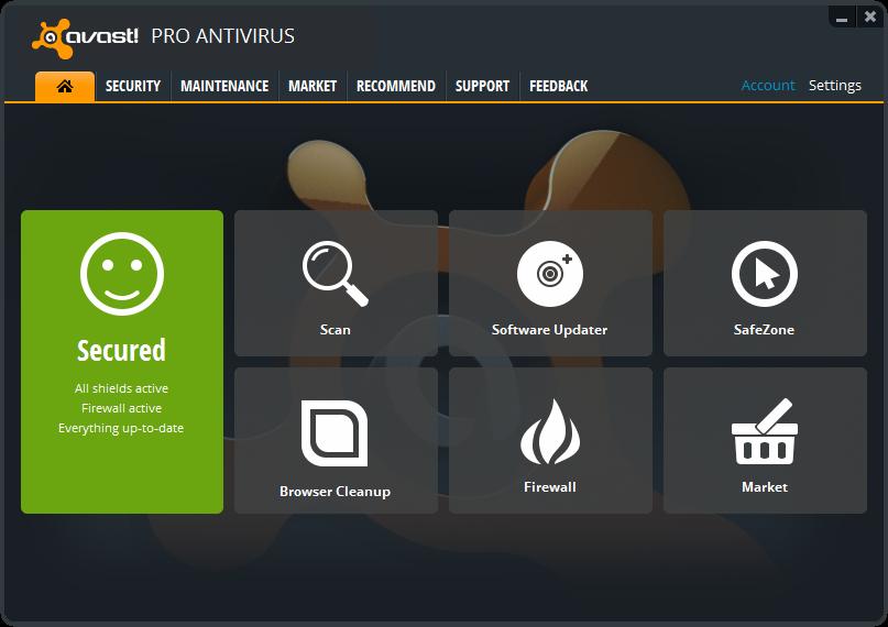 Avast premier antivirus 8 0 1483 setup key