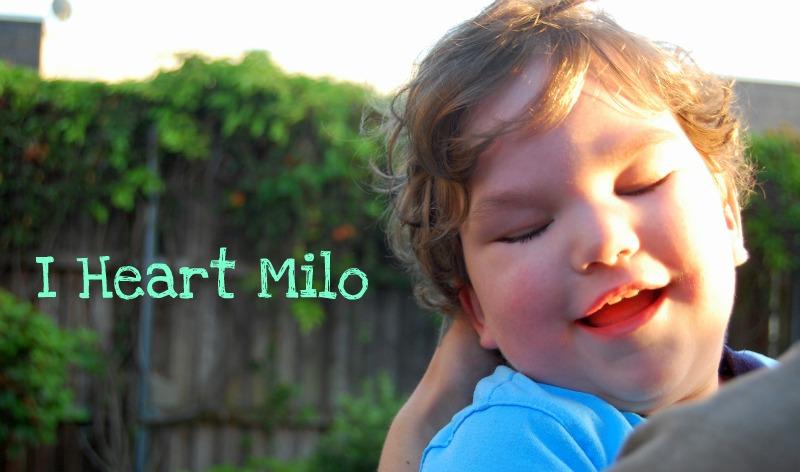 I Heart Milo
